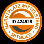 Mitglied bei Marktplatz Mittelstand ID 424526